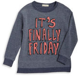 Soprano Girls 7-16 Finally Friday Pullover
