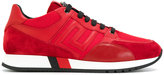 Versace Greek Key running shoes