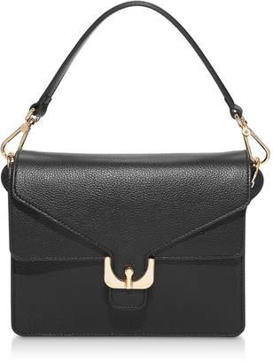 Coccinelle Ambrine Soft Leather Shoulder Bag