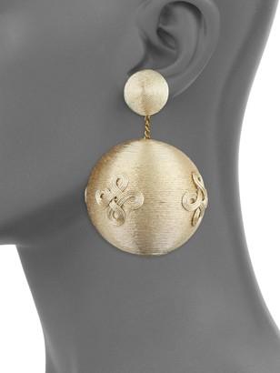 Pandora Knot Drop Earrings