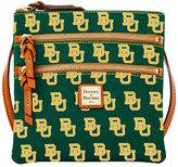 Dooney & Bourke Baylor Bears Triple-Zip Crossbody Bag