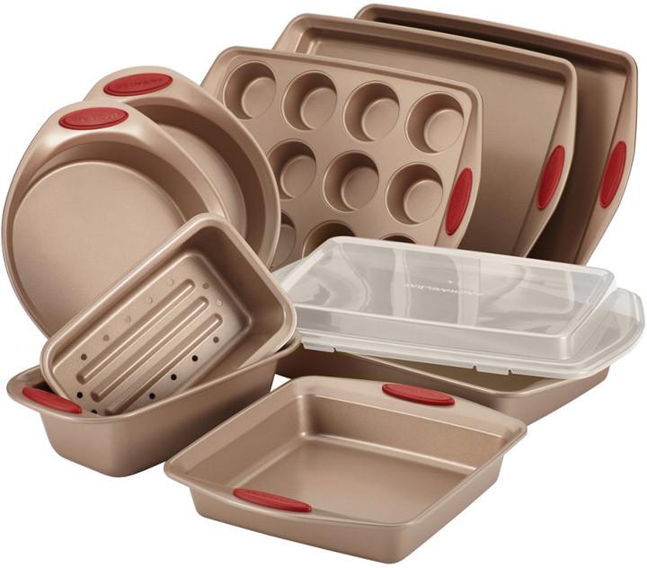 Rachael Ray Cucina 10Pc Bakeware Set