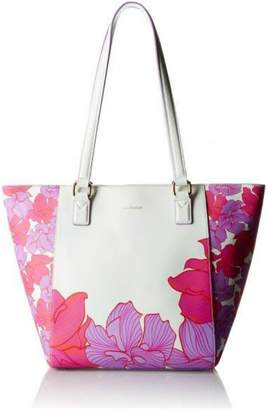 Vera Bradley Leather Paradise Floral