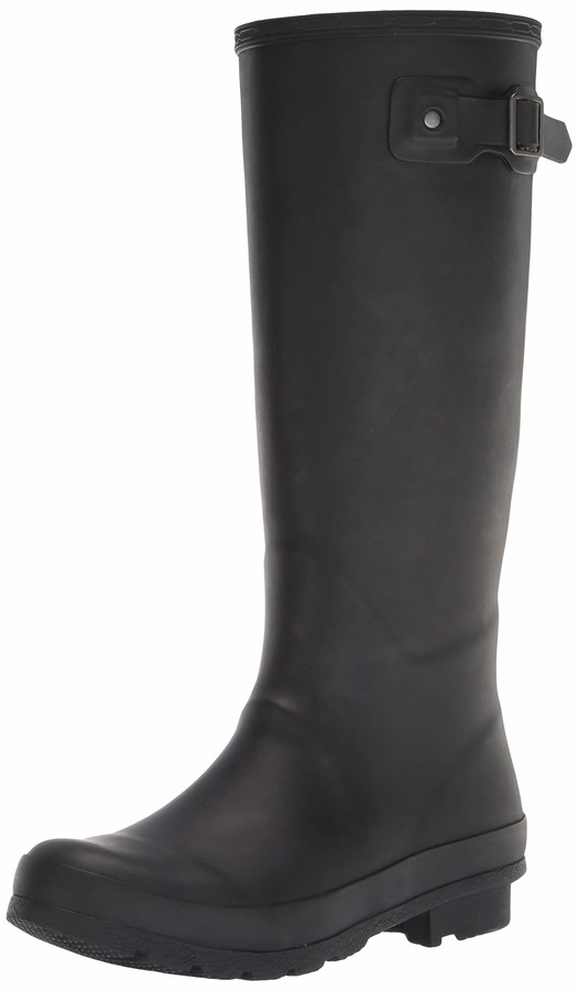 Amazon Essentials Women's Tall Rain Boot