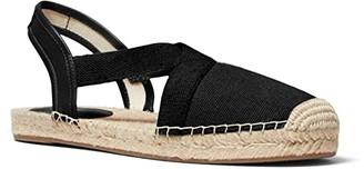 MICHAEL Michael Kors Prue Espadrille (Black) Women's Shoes