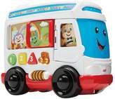 Fisher-Price Laugh & Learn Learn Around Town Bus