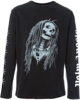Palm Angels skeleton print sweatshirt