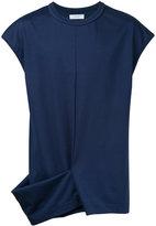 Facetasm Elephant sleeveless T-shirt - men - Cotton/Rayon - 3