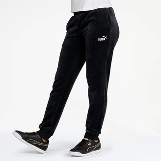 Puma Essentials+ Velour Pants