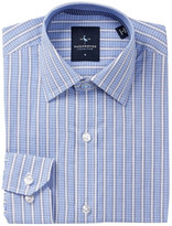 Tailorbyrd Woven Blue Dress Shirt (Big Boys)