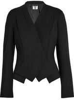 Topshop Farley Stretch-Wool Blazer