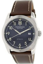 Victorinox Men's Infantry 241565 Leather Swiss Automatic Watch