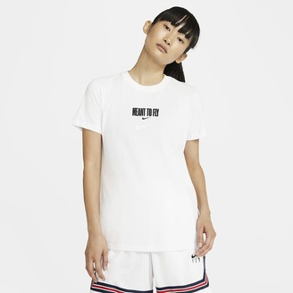 """Nike Women's Basketball T-Shirt Dri-FIT """"Meant to Fly"""""""