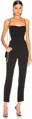 Mason by Michelle Mason Bustier Jumpsuit in Black | FWRD