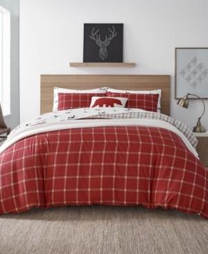 Eddie Bauer Corbett Plaid King Comforter Set