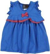 Nano Dress (Baby) - Blue-6 Months
