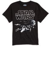 Mighty Fine Boy's Star Wars Armada Graphic T-Shirt