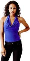 GUESS Sleeveless Halter Bodysuit