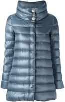 Herno padded short coat