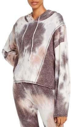Vintage Havana Tie-Dye Hacci Hooded Sweatshirt