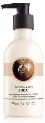 The Body Shop Shea Butter Nourishing Body Lotion