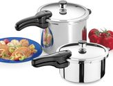 National Presto Stainless Steel Stovetop Pressure Cookers