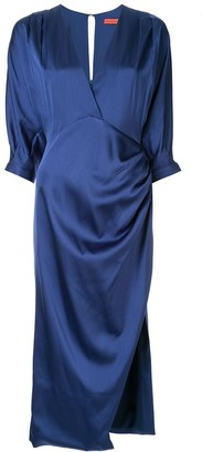 Manning Cartell Australia Satin Midi Dress