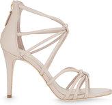 Sandro Ella leather heeled sandals