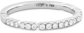 Hearts On Fire 18K 0.17 Ct. Tw. Diamond Cali Chic Ring