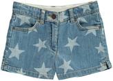 Stella McCartney Star-Print Phoenix Shorts