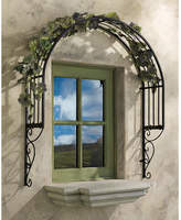 Toscano Design Thornbury Iron Arched Trellis
