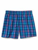 Gap Plaid boxers