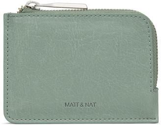 Matt & Nat SEVASM Small Wallet - Black