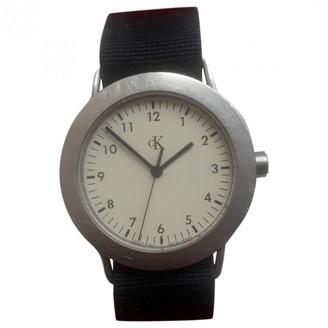 Calvin Klein Beige Steel Watches
