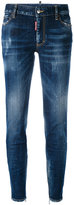 DSQUARED2 Cool Girl skinny jeans - women - Cotton/Polyester/Spandex/Elastane - 38