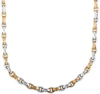 Bucherer 18K Two-Tone Necklace