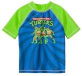 Nickelodeon Boys' Teenage Mutant Ninja Turtles Rashguard (2T4T) - 8147454