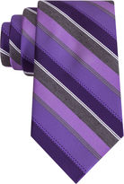 Jf J.Ferrar JF Senior Heather Stripe Tie