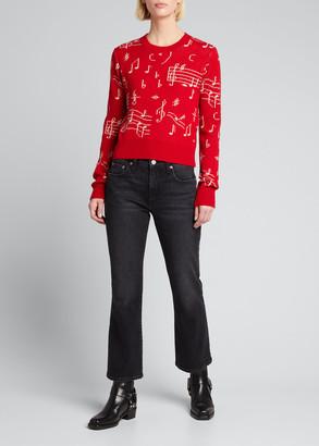 RE/DONE 60s Shrunken Wool Sweater