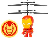 Iron Man World Tech Toys Marvel 3.5 Flying Figure IR Helicopter