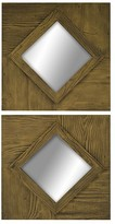 PTM Images Rhimbus Mirror, Set of 2