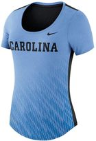 Nike Women's North Carolina Tar Heels Dri-FIT Scoopneck Tee
