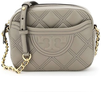 Tory Burch Fleming Matelasse Camera Bag
