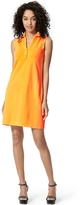 Tommy Hilfiger Final Sale- Garment Dyed Neon Polo Dress