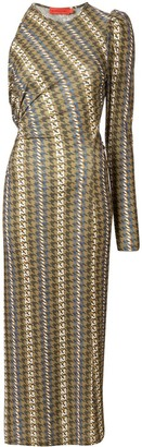 Manning Cartell Australia Asymmetric One-Shoulder Dress