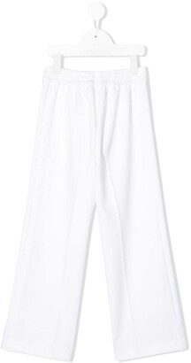 MonnaLisa Elasticated Waist Flared Trousers