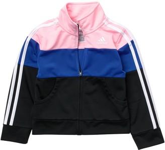 adidas Colorblock 3-Stripes Track Jacket