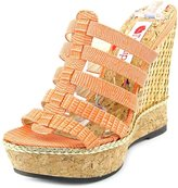 Two Lips Ambrosia Women US 7 Wedge Sandal