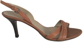 Max Mara Leather Sandals