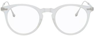 Matsuda Transparent M2026 Glasses